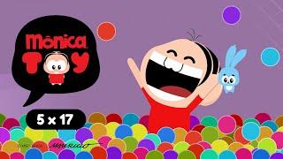 Mônica Toy | Mergulho colorido (T05E17)