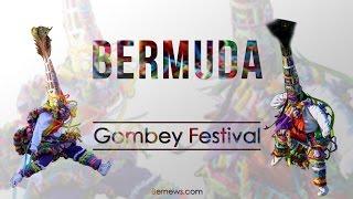 Bermuda Gombey Festival, September 2016