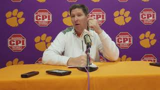 Brad Brownell previews Notre Dame