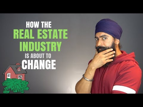 5 Ways The Real Estate Industry Won't Be The Same In The Future