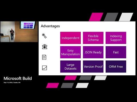 Explore Azure Cosmos DB : Build 2018