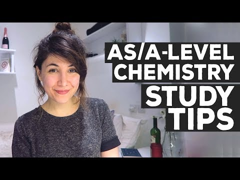 A-level and AS Chemistry Revision | My 9 Tips | Atousa