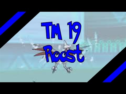 How To Get TM 19 - Roost In Omega Ruby and Alpha Sapphire (Oras)