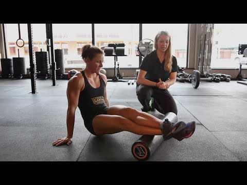 Ankle & Foot Mobility w/ CrossFit Athlete Stacie Tovar