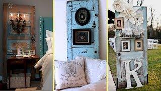 Decorating Ideas For Old Doors. Excellent Old Door ...