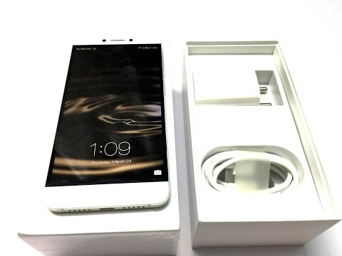 LeEco Le 1S Silver Unboxing and Overview (INDIA)