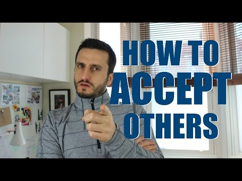 How to Accept Others - Hari Kalymnios from The Thought Gym Lifestyle Blog