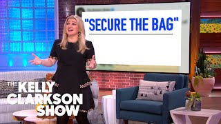 Kelly Quizzes The Audience On Teenage Slang | The Kelly Clarkson Show