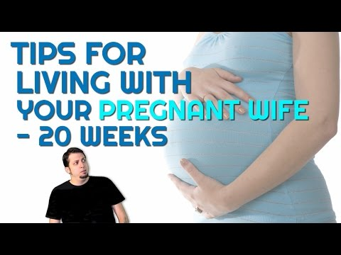 TIPS FOR LIVING WITH YOUR PREGNANT WIFE