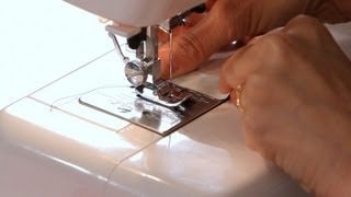 How To Use A Seam Guide Sewing Machine