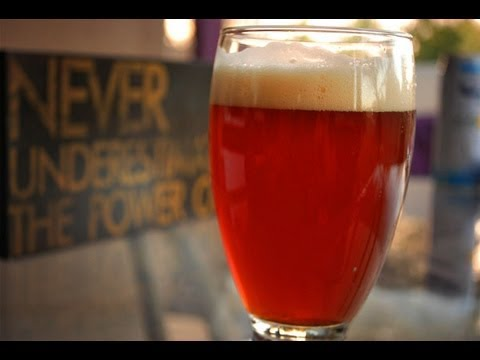 Northern German Altbier Home Brew Review