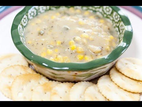 Potato & Corn Chowder