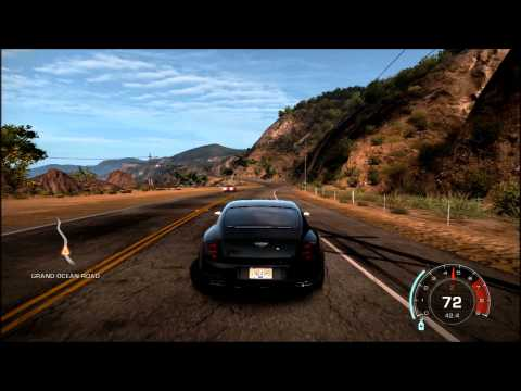 NFS Hot Pursuit 2010 - Peaceful Scenic Drive In A Car I Adore - No Fuss