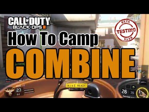 BO3:  How to Camp COMBINE for Scorestreaks (beta)