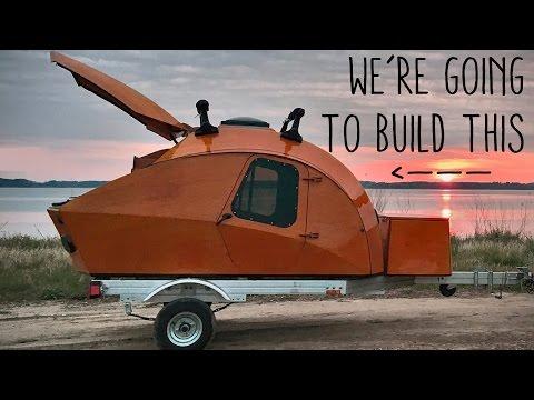 We're building a camper!