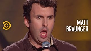 The Sound You Make Just Before You Vomit - Matt Braunger