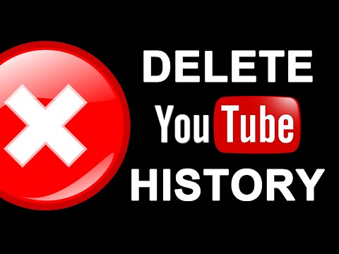 How To Delete YouTube History With Sign in / Without Signing in 2017