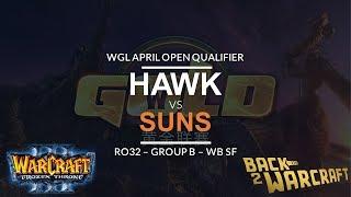 Download WGL:S 2019 - April Open Ro32 - WB SF: [H] HawK vs. Suns [N] Video