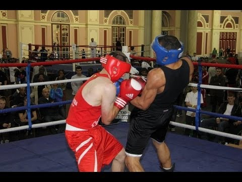 Chris Eubank Jr - 25th Amateur Fight (2011)