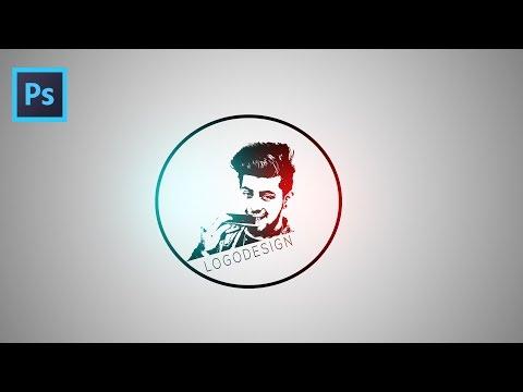 Photoshop cc  | Logo Design Tutorial