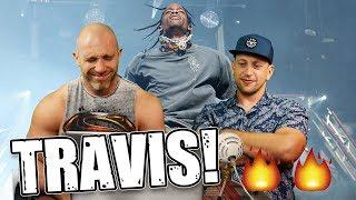 Travis Scott - WAKE UP VIDEO REACTION!!