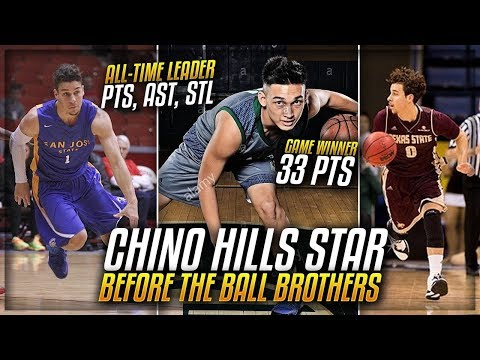 Chino Hills Star BEFORE The BALL BROTHERS Who Everyone Has FORGOTTEN About!