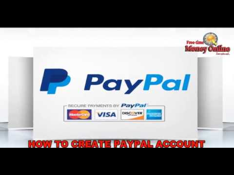 how to create paypal account with without credit card  Method 2018