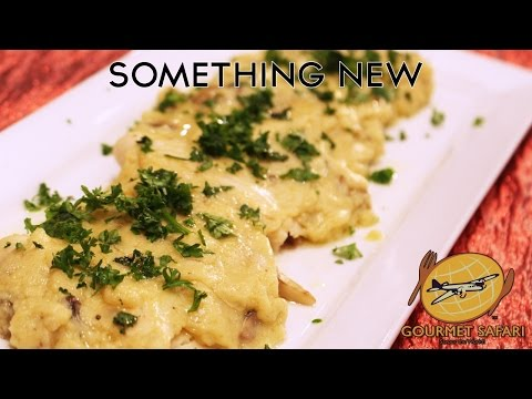 Filet of Sole in Gourmet Cream Sauce | Gourmet Safari