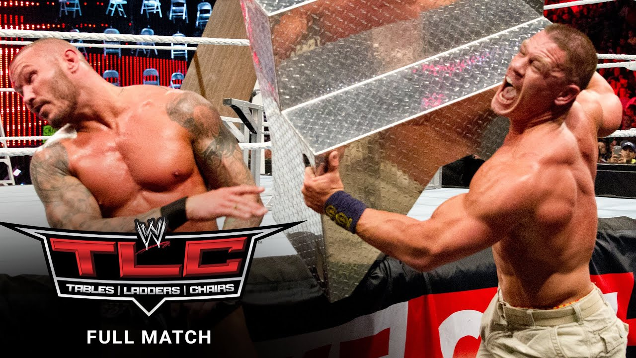 FULL MATCH - John Cena vs. Randy Orton – WWE World Heavyweight Title TLC Match: WWE TLC 2013