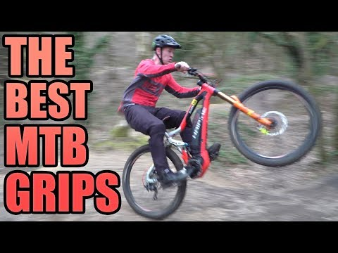 THE BEST MTB GRIPS - WELCOME THE PILGRIPS