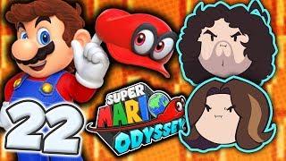 Super Mario Odyssey: Rolly Racing Snow Walrus - PART 22 - Game Grumps