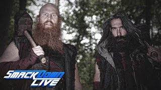 The Bludgeon Brothers bring annihilation: SmackDown LIVE, Oct. 17, 2017