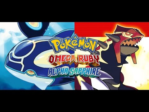 Pokemon Omega Ruby Full Walkthrough [31] - Delta Episode, Catching Deoxys, Shiny Snover