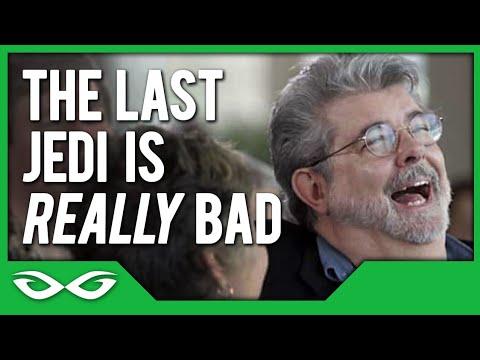 The Last Jedi - Disney Admits It's Bad