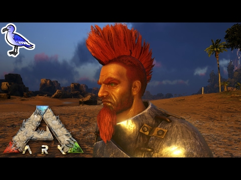 HOW TO CUT YOUR OWN HAIR IN ARK