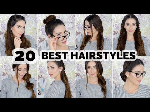 20 BEST Back To School Heatless Hairstyles of All Time + GIVEAWAY