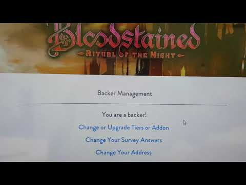 Kintips Giveaway for Bloodstained: Curse of the Moon for Steam expires june 8