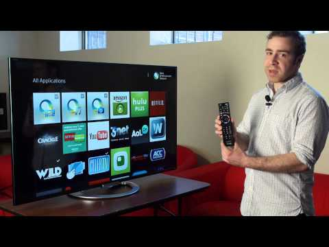 Sony's 2013 Smart TV Platform Hands-On