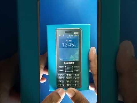 Unboxing of Samsung METRO 350