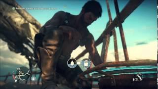 Mad Max: Dead Barrens Pass 100% Loot