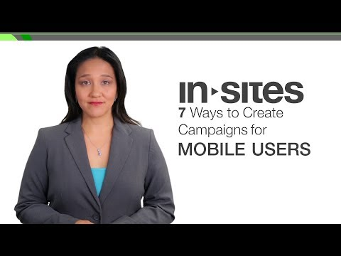7 ways to create inbound marketing campaigns for mobile users
