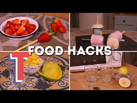 Food Hacks Part 2 | We Heart Food 2