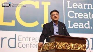 Think Big, Start Small - Asad Umar   LCL 2014