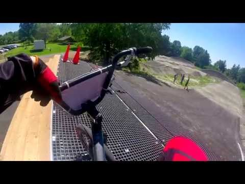 BMX Track at Bruce's Mill Conservation Area