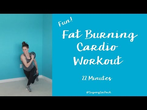 HIIT Cardio Workout Routine| Fat Burning Home Cardio