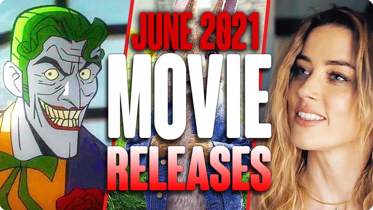 Download MOVIE RELEASES YOU CAN'T MISS JUNE 2021 MP3 Gratis