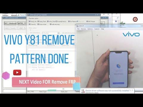 VIVO Y81 Pattern Lock Remove done - PakVim net HD Vdieos Portal
