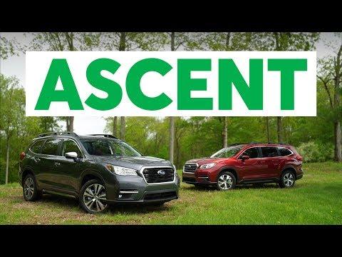 2019 Subaru Ascent Quick Drive   Consumer Reports
