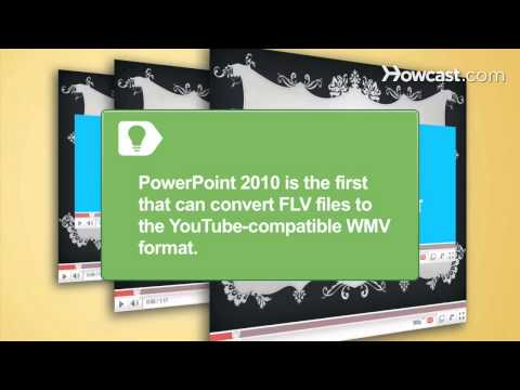 How to Make a YouTube Video Using PowerPoint
