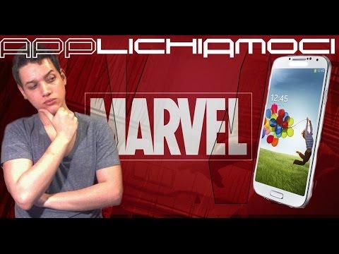 APPlichiamoci #1 - Marvel Sfida Dei Campioni